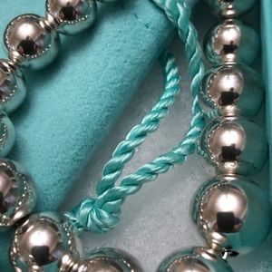 """Tiffany&Co 925 Sterling Silver Necklace 16.25"""""""